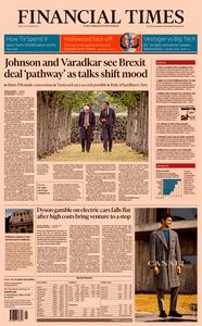 Financial Times UK – 11 October 2019