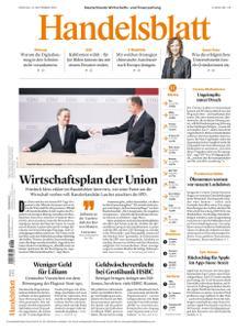 Handelsblatt - 13 September 2021