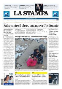 La Stampa Imperia e Sanremo - 30 Marzo 2020