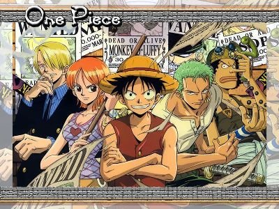 One Piece (Japanese Animation) Series [Latest Episode 357]