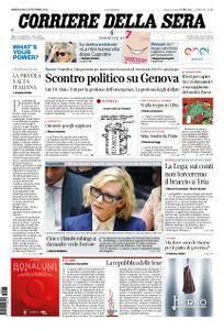 Corriere della Sera – 05 settembre 2018