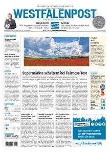 Westfalenpost Wetter - 21. Juni 2018