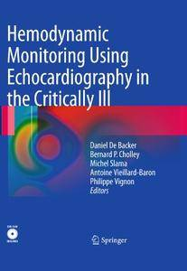 Hemodynamic Monitoring Using Echocardiography in the Critically Ill (repost)