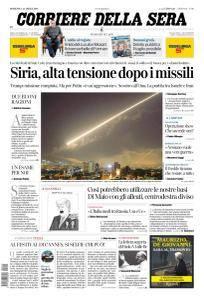 Corriere della Sera - 15 Aprile 2018