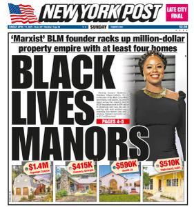 New York Post - April 11, 2021