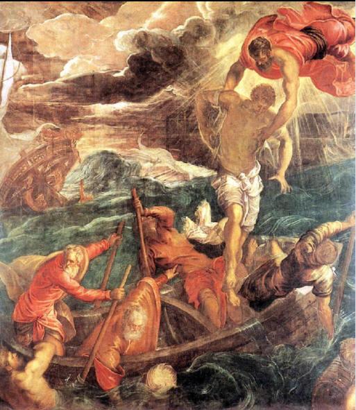 Якопо Робусти Тинторетто (57 картин) | Jacopo Robusti Tintoretto (57 pictures)