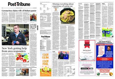Post-Tribune – April 01, 2020