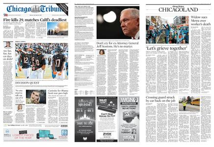 Chicago Tribune – November 12, 2018