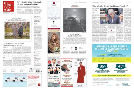 The Globe and Mail – December 05, 2018