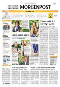 Solinger Morgenpost – 28. Mai 2019