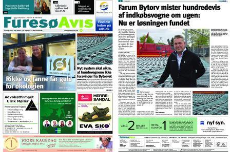 Furesø Avis – 07. maj 2019