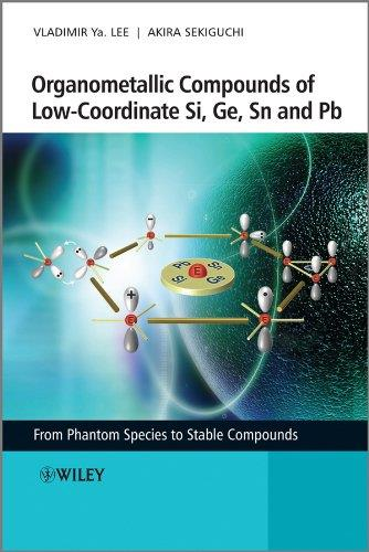 Organometallic Compounds of Low-Coordinate Si, Ge, Sn and Pb: From Phantom Species to Stable Compounds