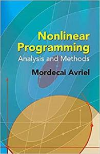 Nonlinear Programming: Analysis and Methods (Dover Books on Computer Science)