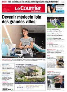 Le Courrier de l'Ouest Nord Anjou – 14 octobre 2019