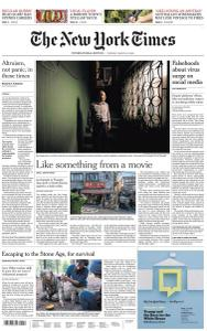 International New York Times - 10 March 2020