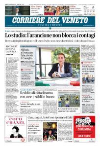 Corriere del Veneto Venezia e Mestre – 15 gennaio 2021