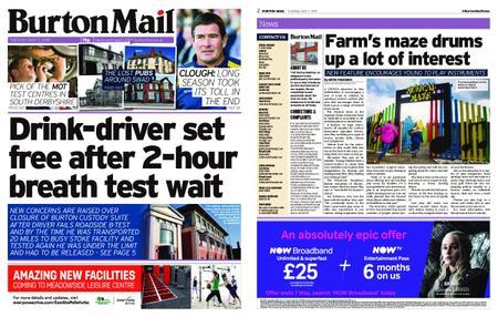Burton Mail – May 07, 2019