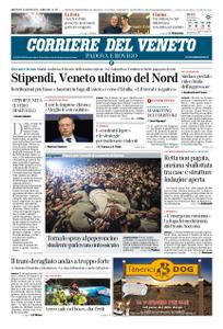 Corriere del Veneto Padova e Rovigo – 14 agosto 2019