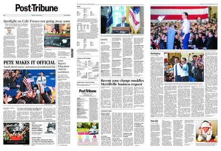 Post-Tribune – April 15, 2019