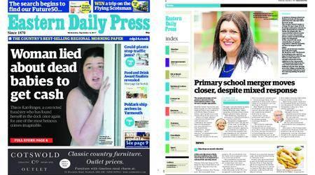 Eastern Daily Press – September 06, 2017
