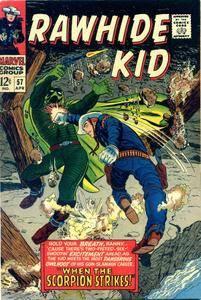 Rawhide Kid v1 057 1966