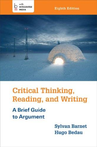 Critical Thinking, Reading, and Writing, 8th Edition (Repost)