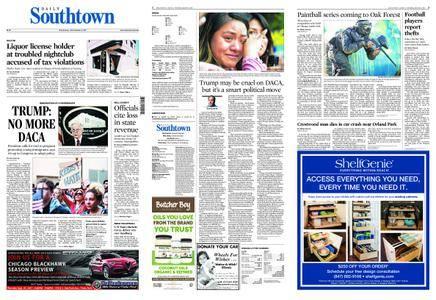Daily Southtown – September 06, 2017