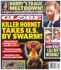 Globe – May 25, 2020