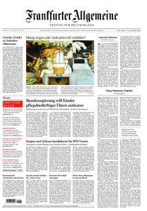 Frankfurter Allgemeine Zeitung F.A.Z. - 15. August 2019