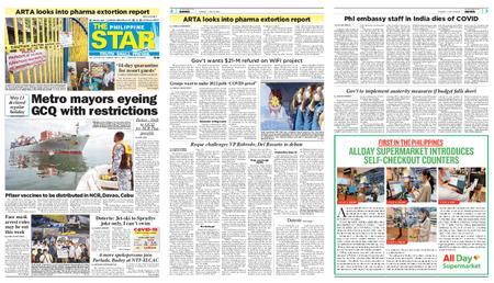 The Philippine Star – Mayo 11, 2021