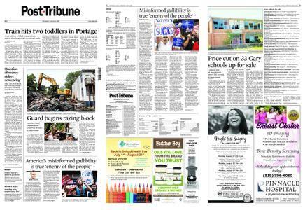 Post-Tribune – August 08, 2018