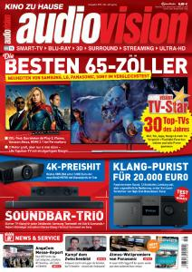 Audiovision - August 2019