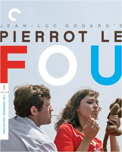 Pierrot le fou (1965) [Criterion Collection]