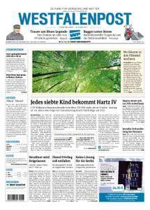 Westfalenpost Wetter - 26. Oktober 2017