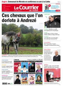 Le Courrier de l'Ouest Nord Anjou – 04 novembre 2019