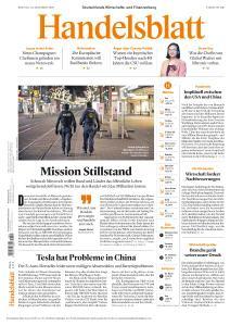 Handelsblatt - 14 Dezember 2020