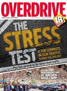 Overdrive India - August 2016