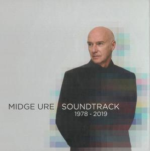 Midge Ure - Soundtrack: 1978-2019 (2019) {2CD/DVD Box Set}