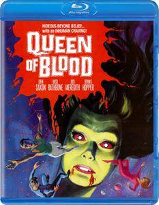 Queen of Blood (1966) + Bonus