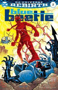 Blue Beetle 002 2016 2 covers Digital Zone-Empire