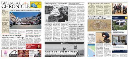 Gibraltar Chronicle – 08 May 2019