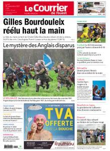 Le Courrier de l'Ouest Nord Anjou – 20 septembre 2021