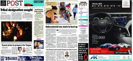 The Guam Daily Post – October 04, 2017