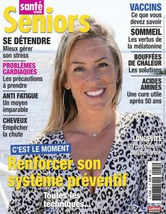 Santé Revue Seniors - Mai-Juillet 2021
