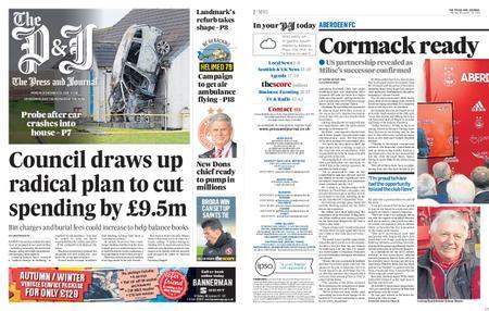 The Press and Journal Moray – November 25, 2019
