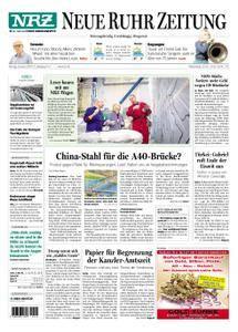 NRZ Neue Ruhr Zeitung Essen-Postausgabe - 08. Januar 2018