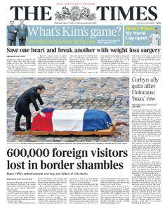 The Times - 29 March 2018
