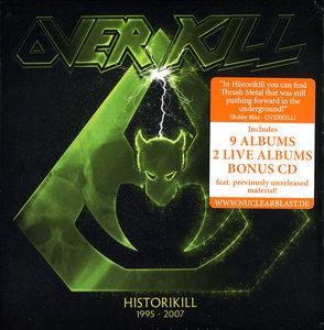 Overkill - Historikill 1995-2007 (2015) [14CD Box Set]