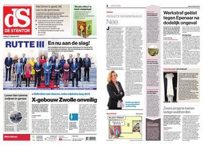 De Stentor - West-Veluwe – 27 oktober 2017