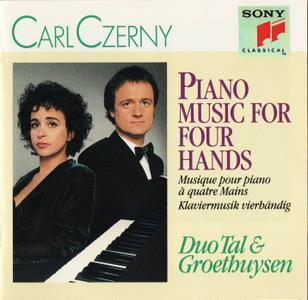 Yaara Tal, Andreas Groethuysen - Carl Czerny: Piano Music for Four Hands (2008)